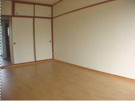 防音室付駐車場付角部屋ファミリーマンションA101洋室押入側