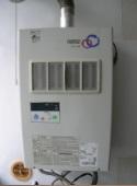 シャワー用湯沸し器(屋内用)